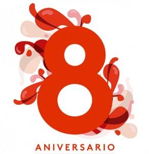 8 aniversario