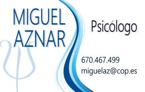 Tarjeta Miguel